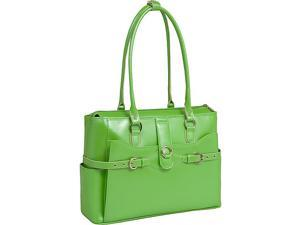 McKlein USA W Series Willow Springs Leather Ladies' Briefcase