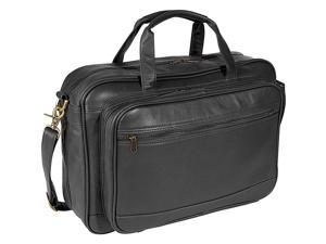 Royce Leather Expandable Briefcase