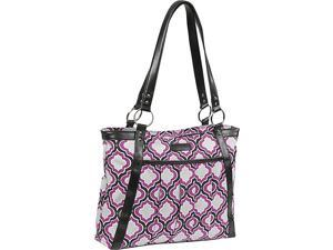 Kailo Chic Women's Pleated Laptop Tote