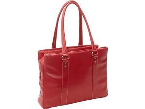 eBags Laptop Collection Soho Triple Zip Leather Laptop Tote