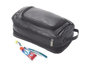 Clava Leather Expandable Toiletry Case