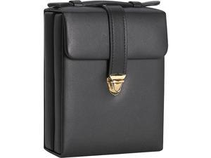 Royce Leather Ladies' Pocketbook Jewelry Case