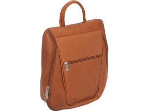 Piel Small Top Handle Shoe Bag