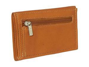 Piel Large Tri-Fold Wallet