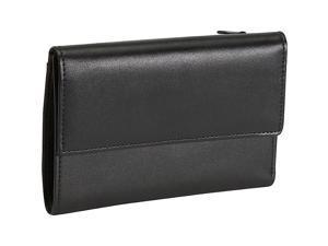 Royce Leather Ladies' Passport Wallet