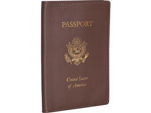 Royce Leather Passport Jacket