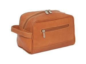 Piel Top-Zip Toiletry Kit