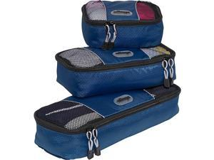 eBags Slim Packing Cubes (3PC Set) - Blue