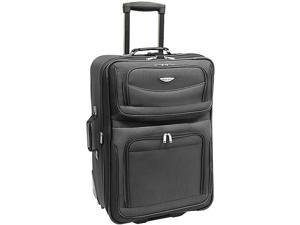 Traveler's Choice Amsterdam 29 in. Expandable Rolling Upright