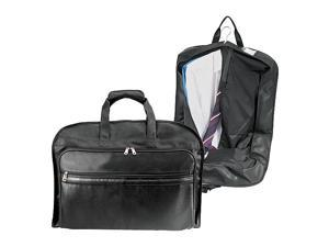 U.S. Traveler Koskin Leather Carry-On Garment Bag