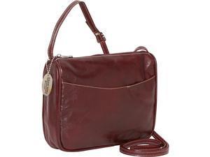 David King & Co. Florentine Top Zip Open Front Pocket