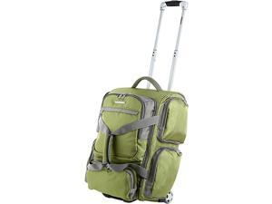 Olympia 22in. 1680 D. Poly Ballistic Rolling Duffel