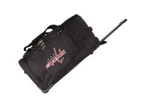 Denco Sports Luggage NHL Washington Capitals 27in. Rolling Duffel