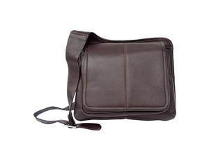 Piel Slim-Line Flap Over Lady's Bag