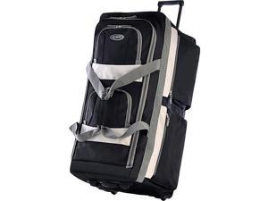 Olympia Eight Pocket 29in. Rolling Duffel