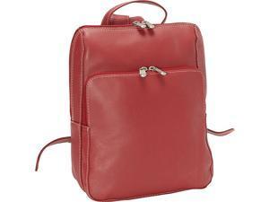 Piel Slim Front Backpack