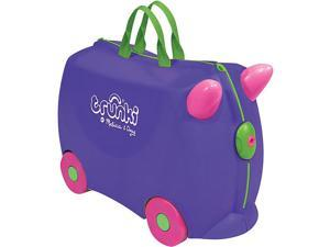 Melissa & Doug Trunki Iris Rolling Kids Luggage