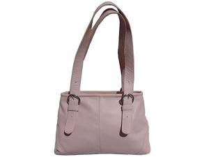 Piel Medium Buckle Handbag