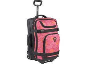 J World New York Vine 20in. Carry-On Wheeled Duffle