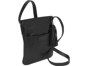Leatherbay Large Crossbody