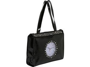 Ashley M Tick Tock Tote Bag