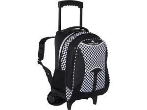 U.S. Traveler Lightweight Rolling School Backpack