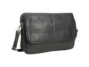 David King & Co. Expandable Messenger Bag