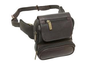 Le Donne Leather Traveler Waist Bag