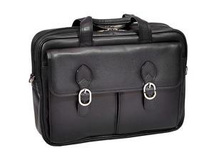 McKlein USA Hyde Park Double Compartment 15in. Laptop Case