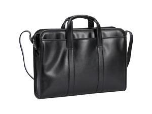 Royce Leather Soft-Side 17in. Laptop Brief