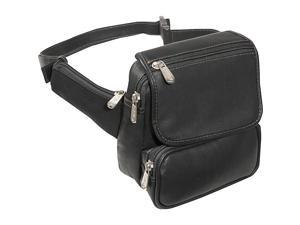 Piel Travel Waist Bag Organizer