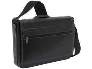 Kenneth Cole Reaction A Stitch In Time Leather Messenger Bag