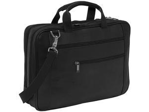 Kenneth Cole Reaction Double Play - Leather Laptop Portfolio