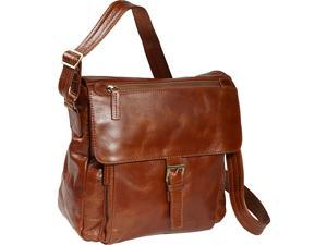 AmeriLeather Finn Messenger Bag