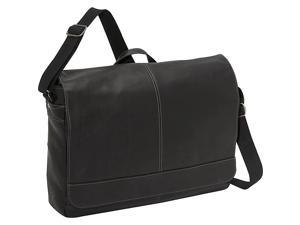 eBags Laptop Collection Tribeca Colombian Leather Laptop Messenger