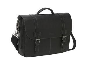 Kenneth Cole Reaction Show Business - Columbian Leather Flapover Computer Case