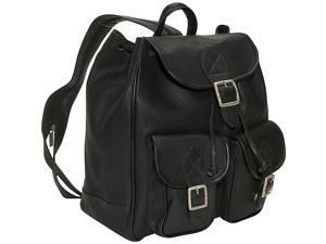 David King & Co. Double Front Pocket Backpack/Sling