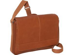 Kenneth Cole Reaction Come Bag Soon - Colombian Leather Laptop & iPad Messenger - eBags Exclusive
