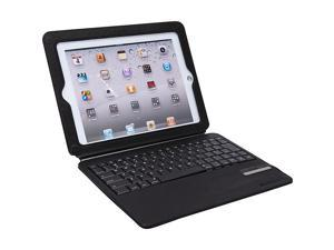 Sumdex Ultra-Thin Folio: w/ Stand & Bluetooth Keyboard for iPad 2 & 3