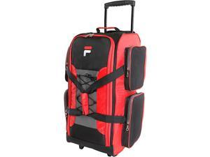 Fila 26in. Lightweight Medium Check In Rolling Duffel Bag