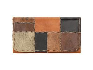 American West Groovy Soul Ladies' Tri-Fold Wallet