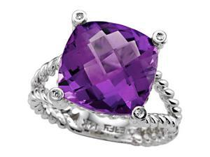 Amethyst Ring by Effy Collection(R) LIFETIME WARRANTY