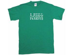 I Still Live With My Parents Kids T Shirt