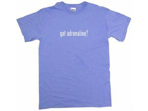 got adrenaline? Men's Short Sleeve Shirt