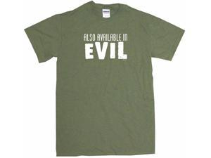 Also Available In Evil Men's Short Sleeve Shirt