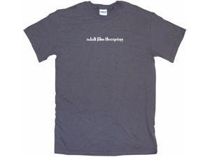 Adult Film Thespian Men's Short Sleeve Shirt