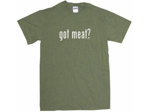 got meat? Men's Short Sleeve Shirt