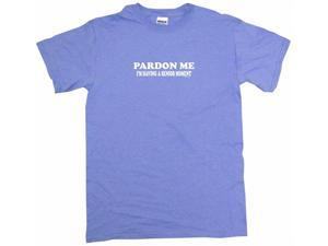 Pardon Me I'm Having A Senior Moment Men's Short Sleeve Shirt