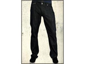 Affliction Ace Standard Straight Leg Men's Jeans in Wrinkle Rinse Wash - UP TO SIZE 42