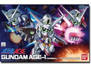 Gundam BB Gundam AGE-1 Normal, Titus, Spallow